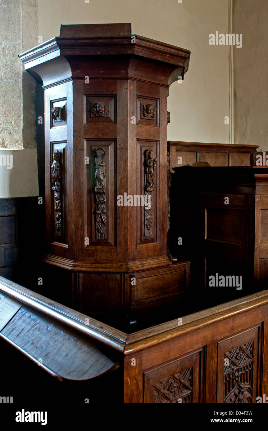 wooden pulpit stock photos wooden pulpit stock images alamy