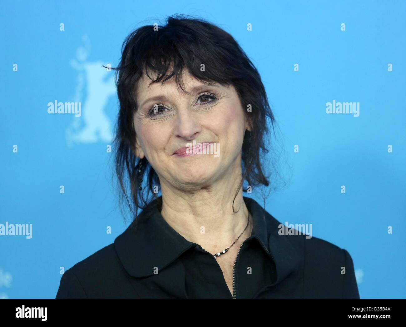 Canadian Actress Pierrette Robitaille Poses At A Photocall For The