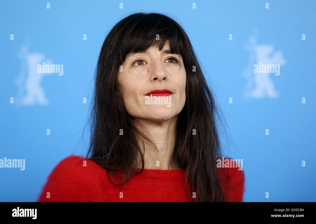 French Actress Romane Bohringer Poses At A Photocall For The Movie