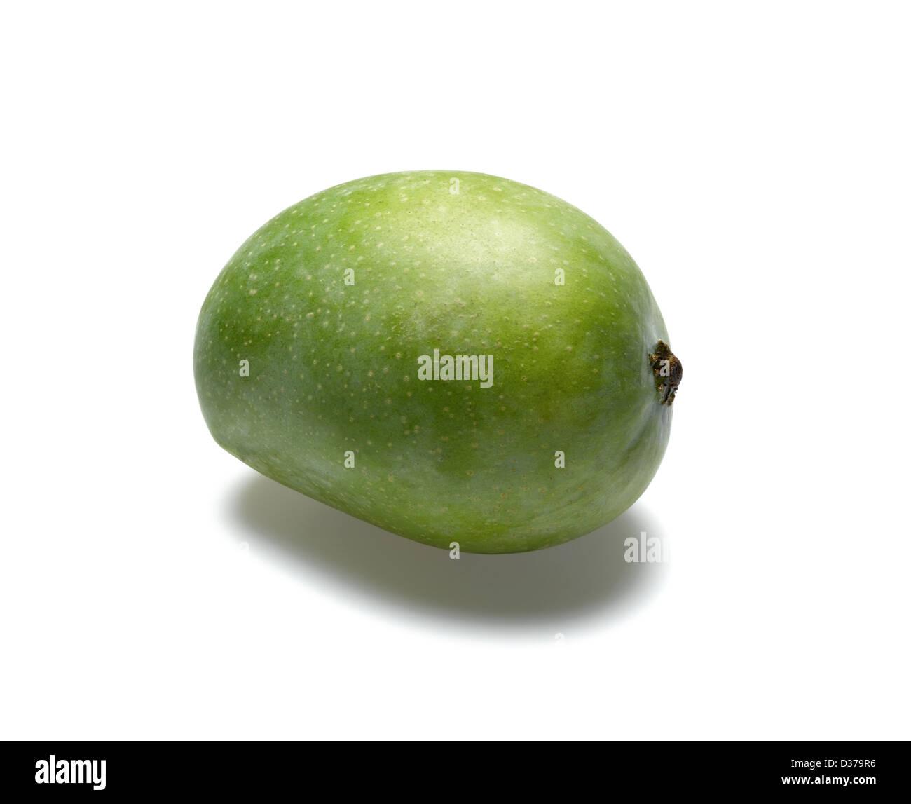 green mango - Stock Image