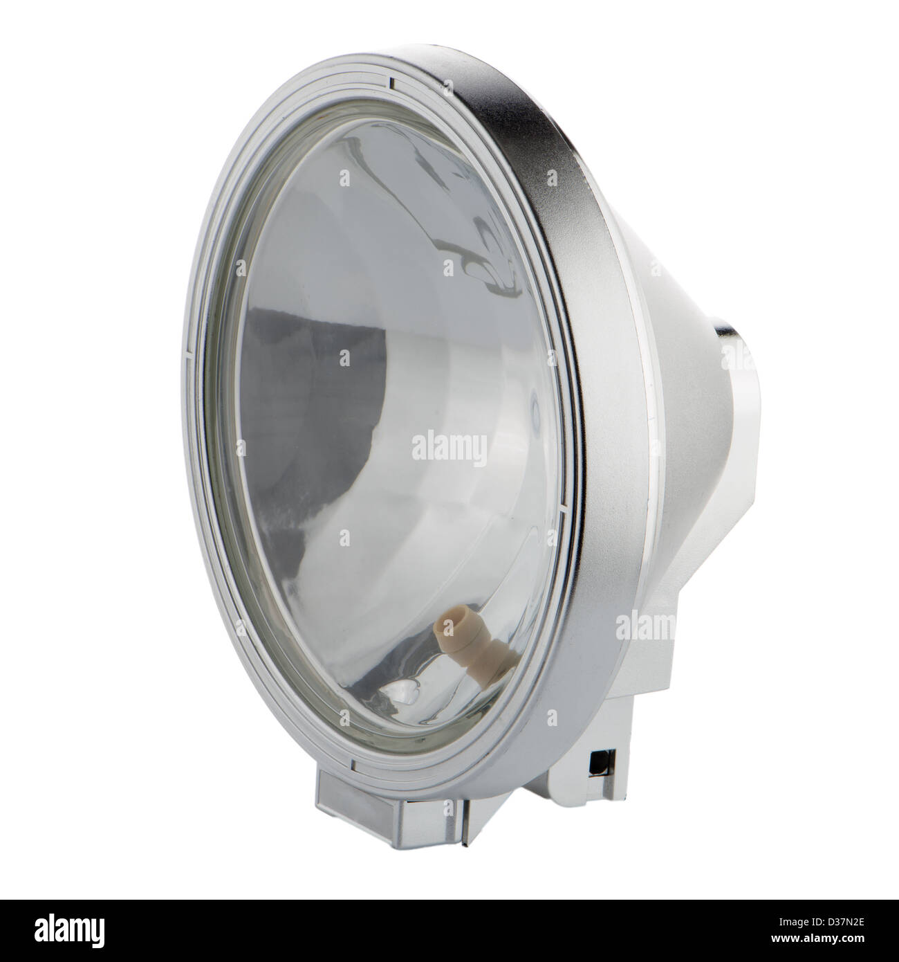 Circle Front Headlamp Cut Out Stock Images Pictures Alamy
