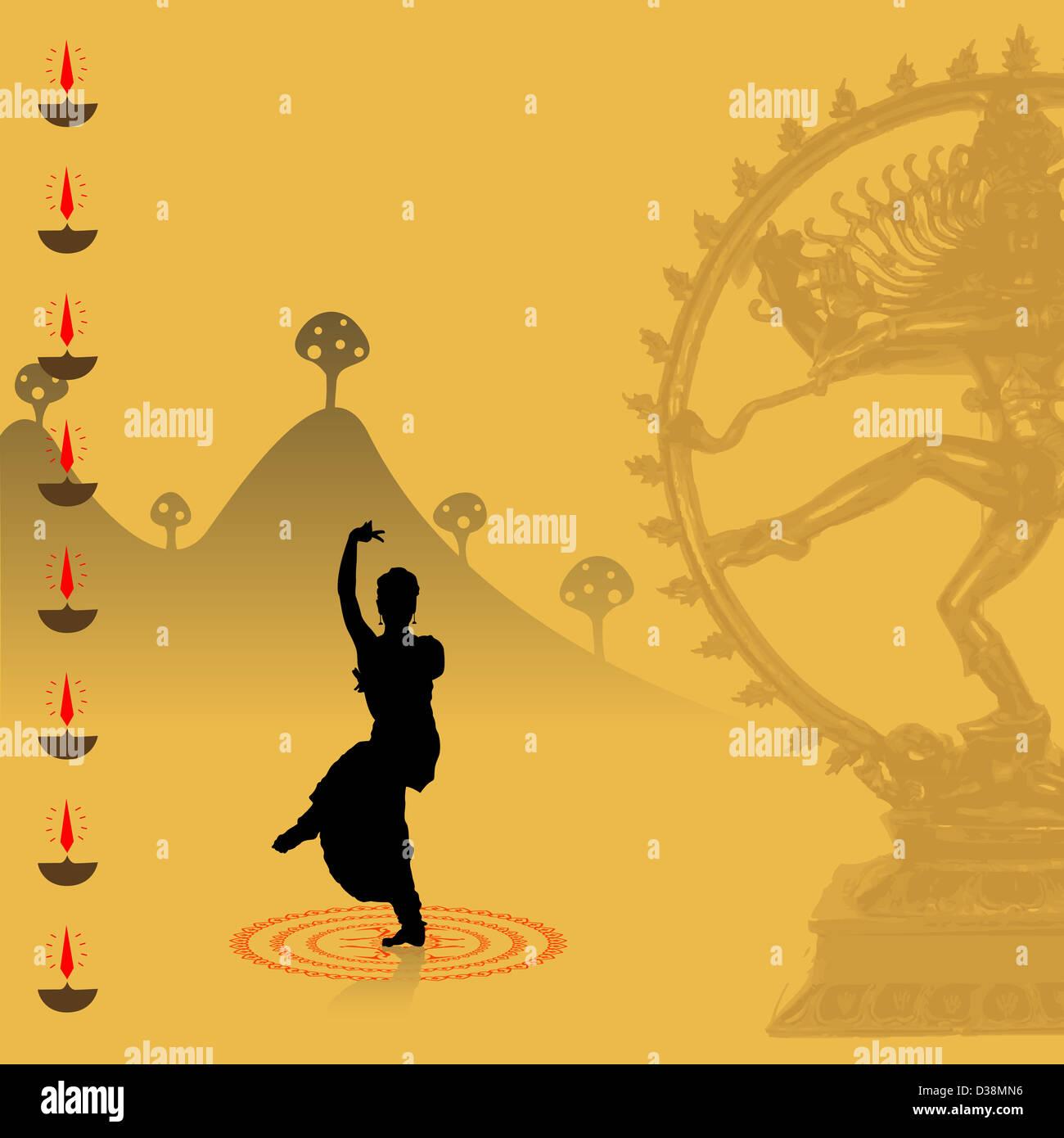 Bharatanatyam Dance Dress High Resolution Stock Photography And Images Alamy