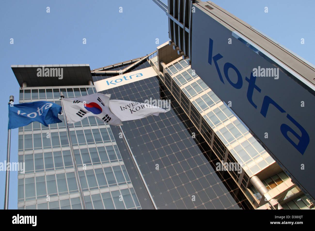 South Korea Kotra Korea Trade Investment Promotion Agency Stock