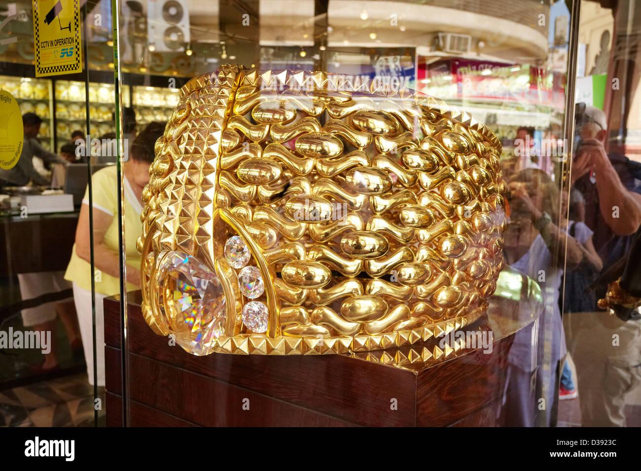 Biggest Gold Ring