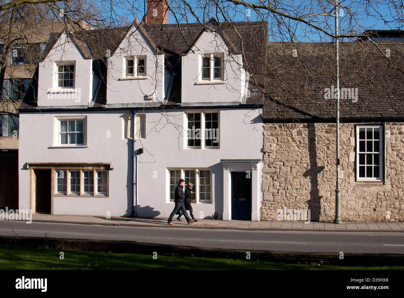 St. Giles, Oxford, UK - Stock Image