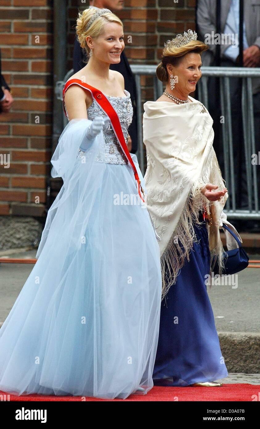 Crown Princess Mette Marit Stock Photos Crown Princess Mette Marit