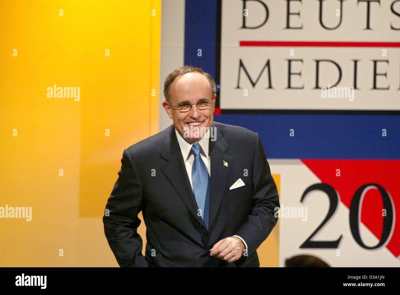 Giuliani Stock Photos Giuliani Stock Images Alamy