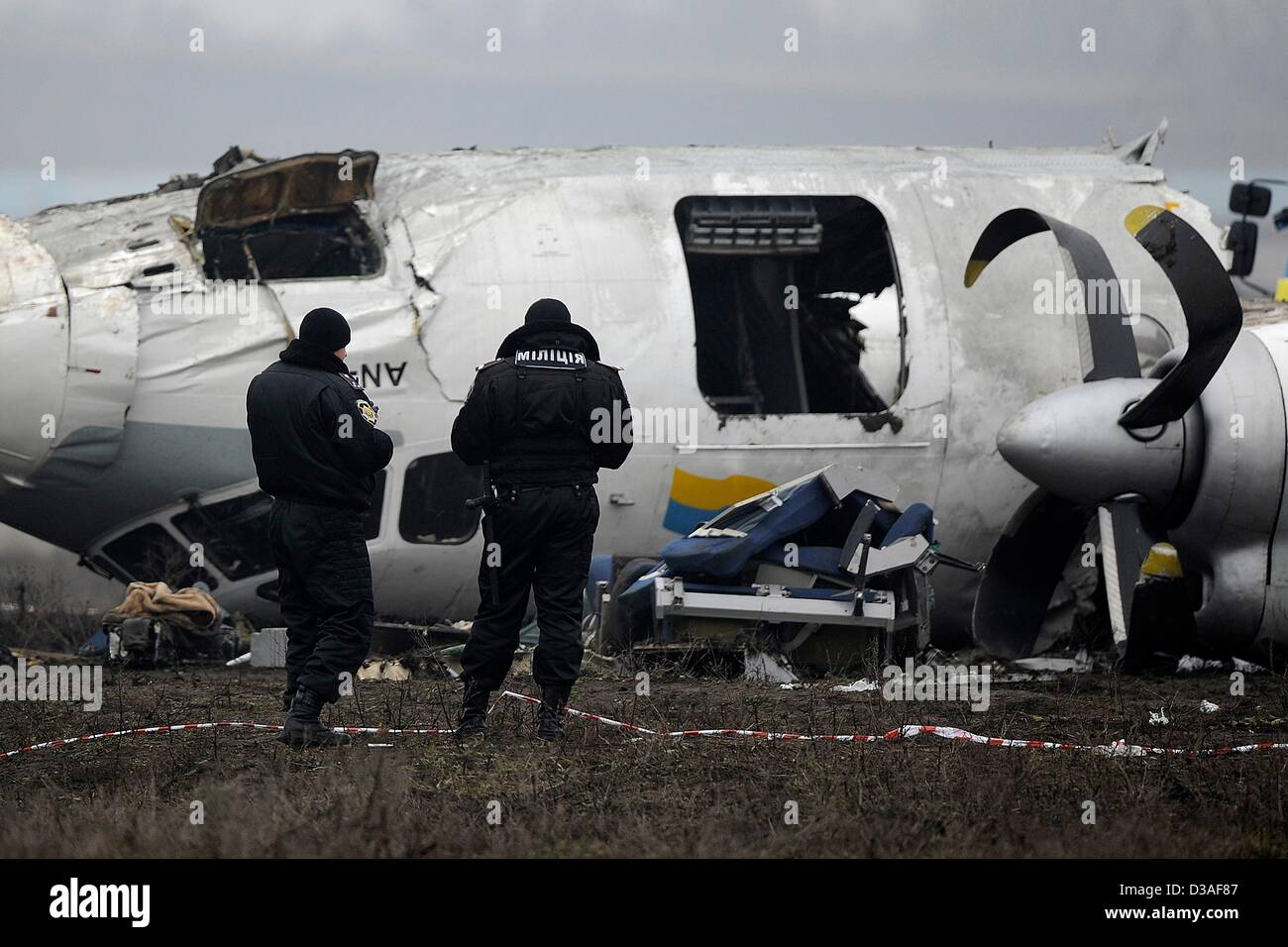 Plane crash over Lake Constance: causes, investigation, consequences 5