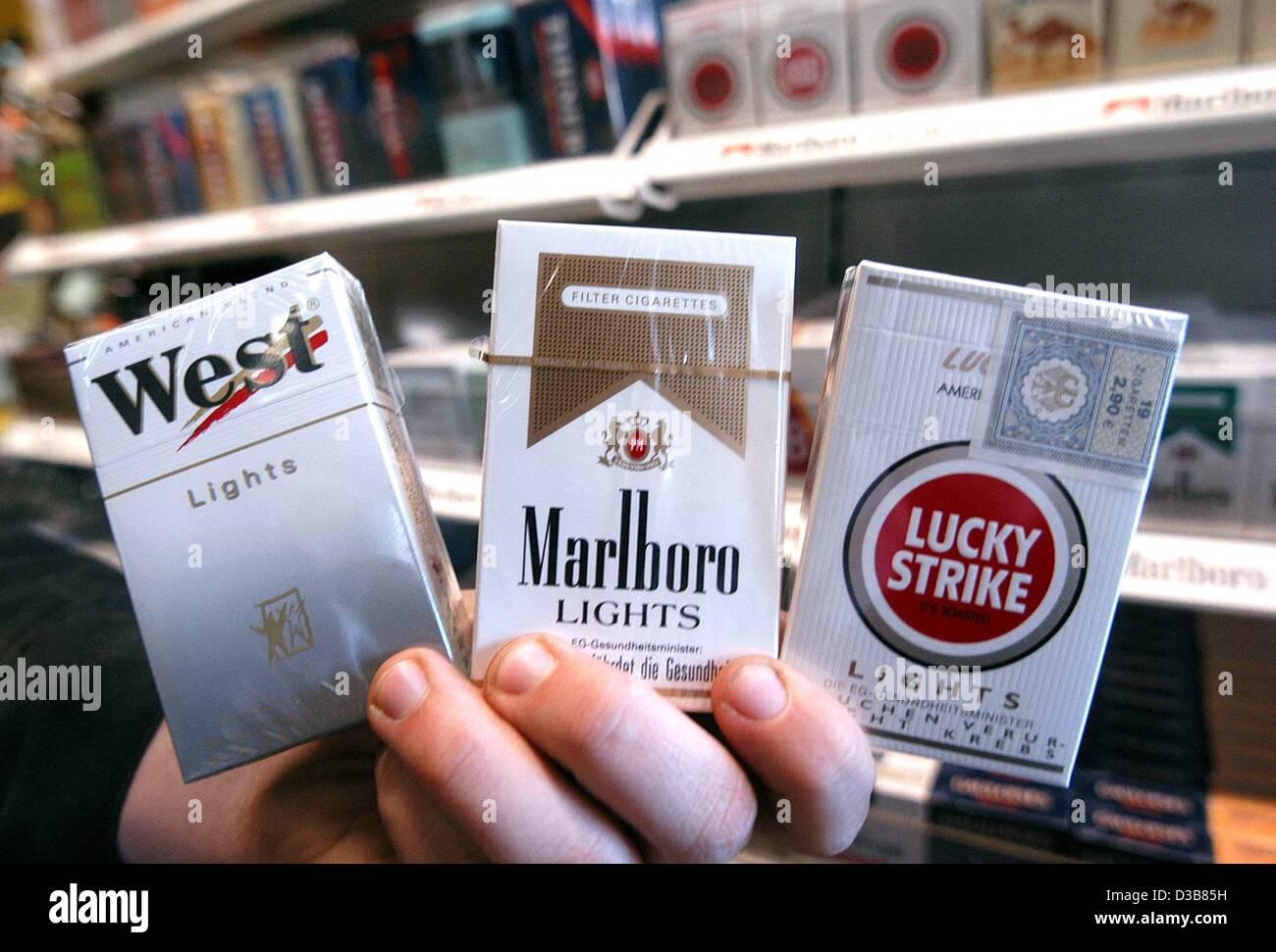 Cost of one cheap cigarettes Marlboro