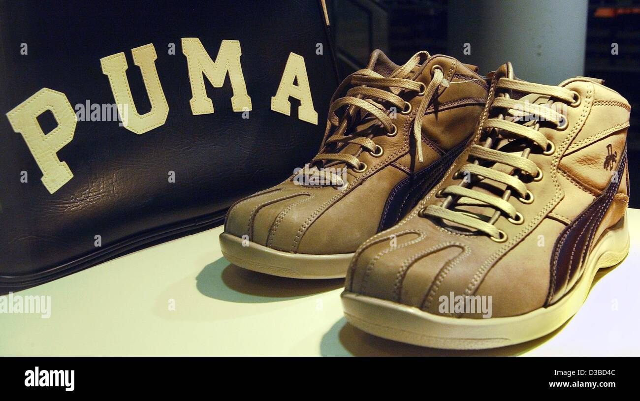 new stock of puma shoes
