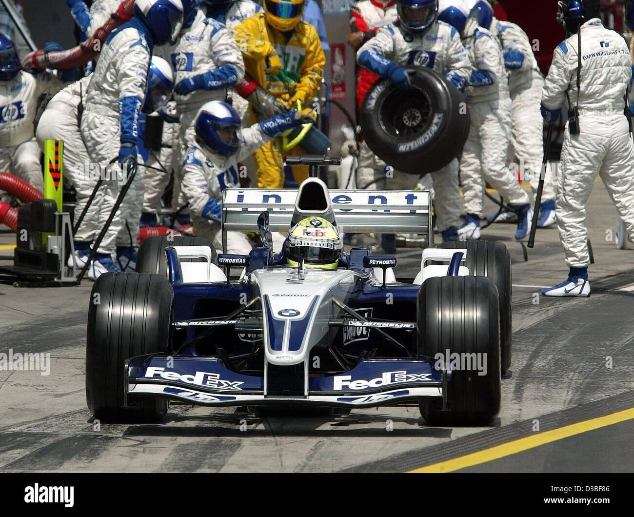 2003 European Grand Prix