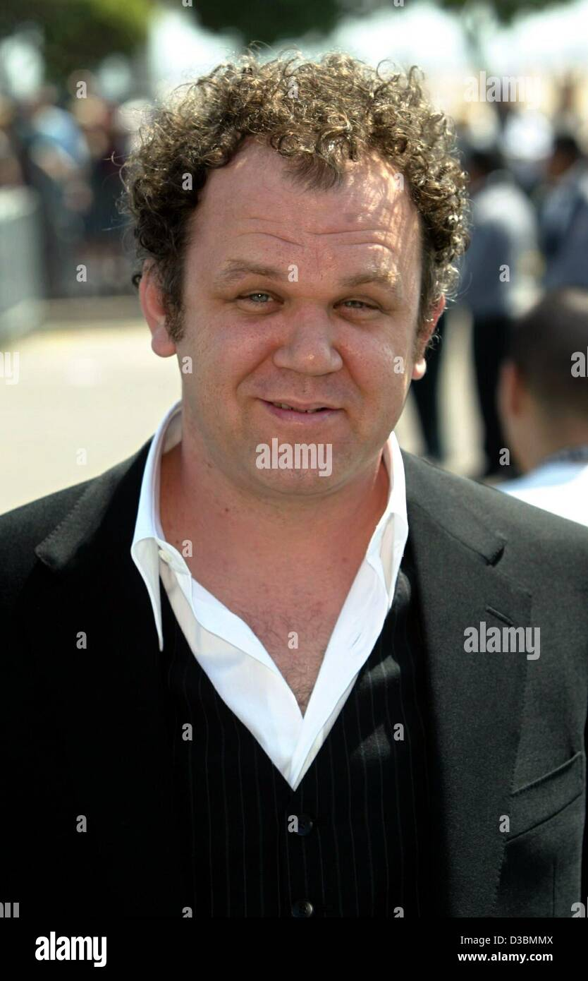(dpa) - US actor John C. Reilly ('Chicago', 'Gangs of New York', 'Magnolia') arrives at - Stock Image