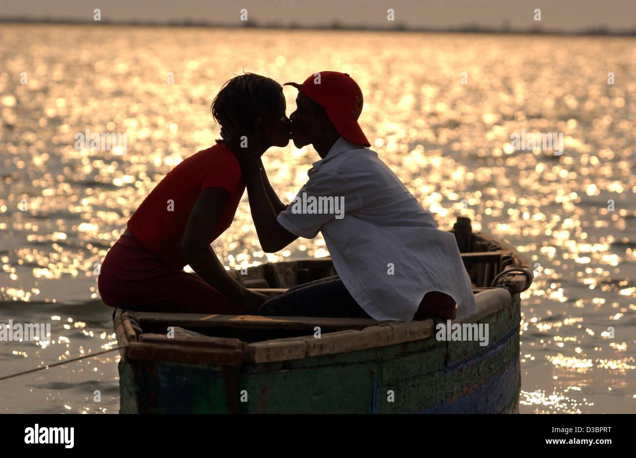 Kiss Of Evening Stock Photos & Kiss Of Evening Stock Images