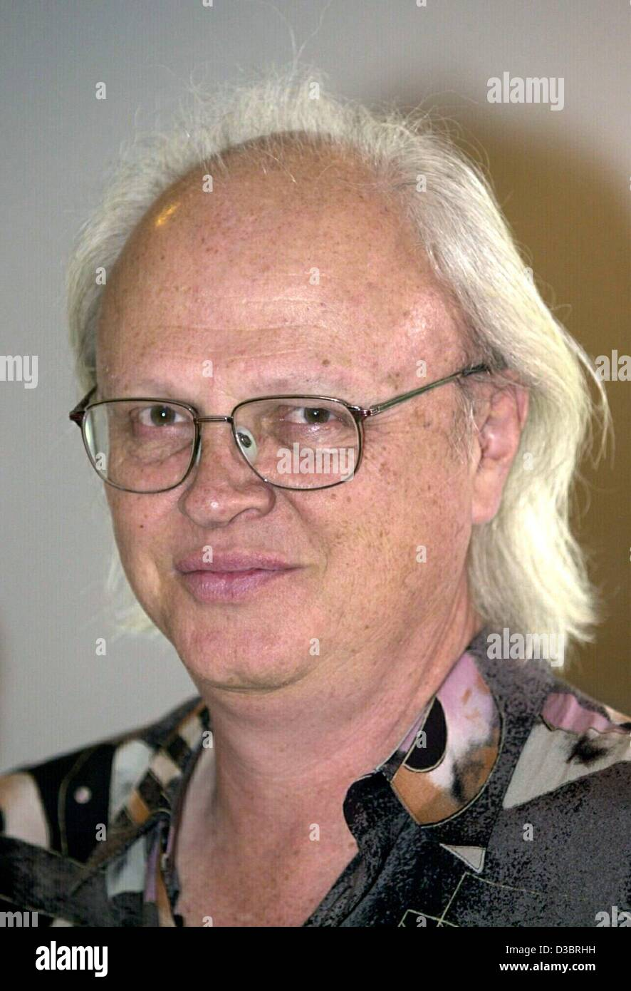 (dpa) - Dennis Muren, US specialist for film tricks and special effects ('Star Wars: Episode I', 'Jurassic - Stock Image