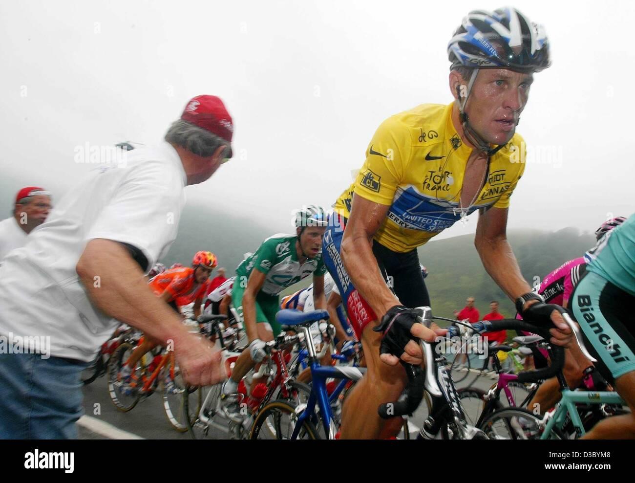 Sports Spo Cycling Us postal Tour de france France Stock Photos ... 44f69db8d