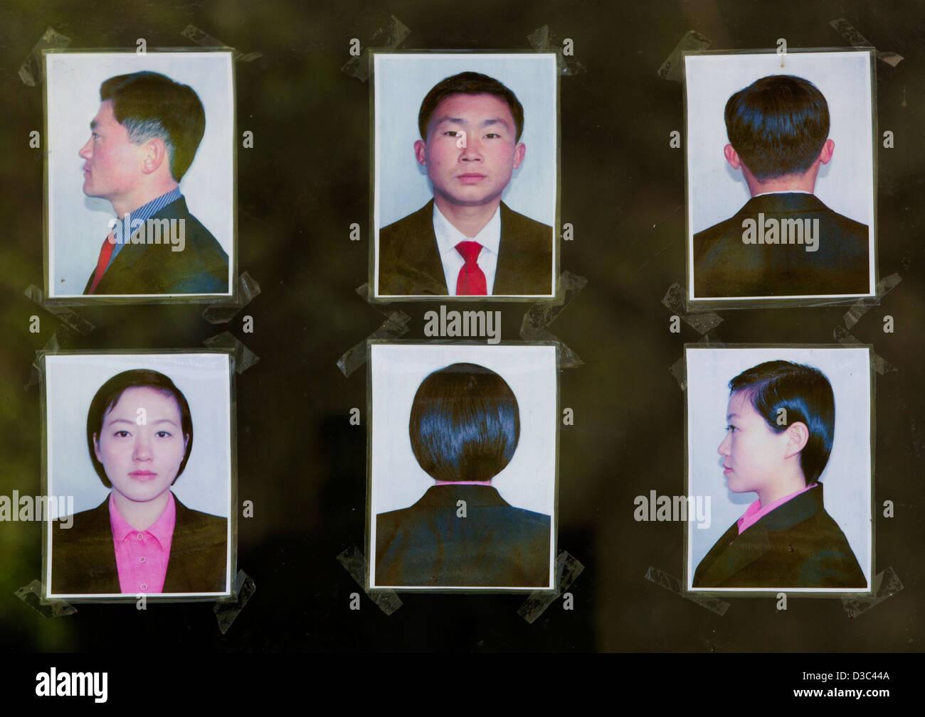 Agriculture University Hamhung North Korea Stock Photos