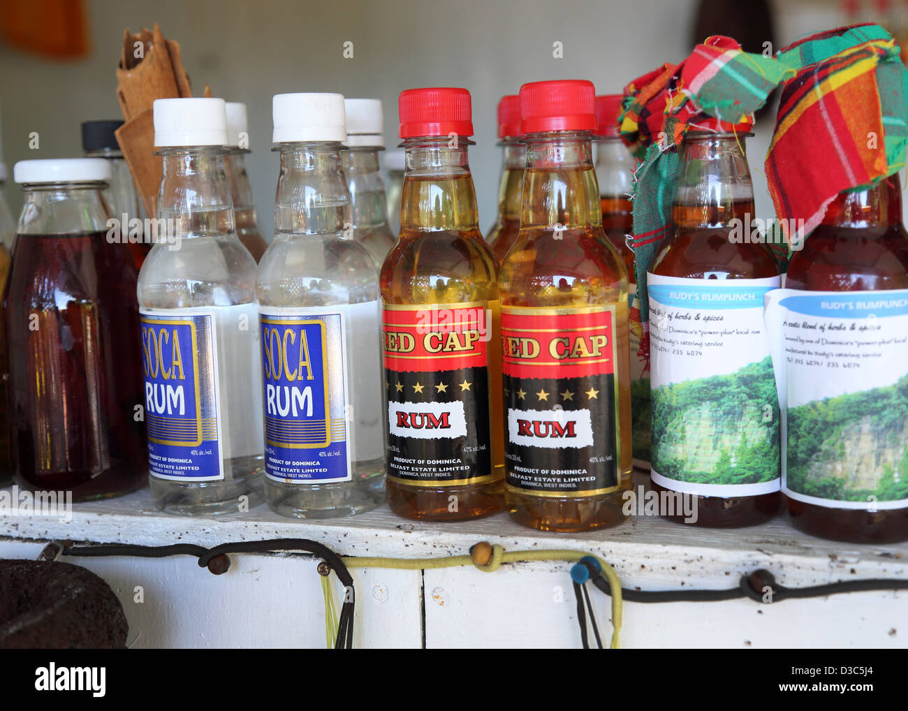 Caribbean Rum: Caribbean Rum Stock Photos & Caribbean Rum Stock Images