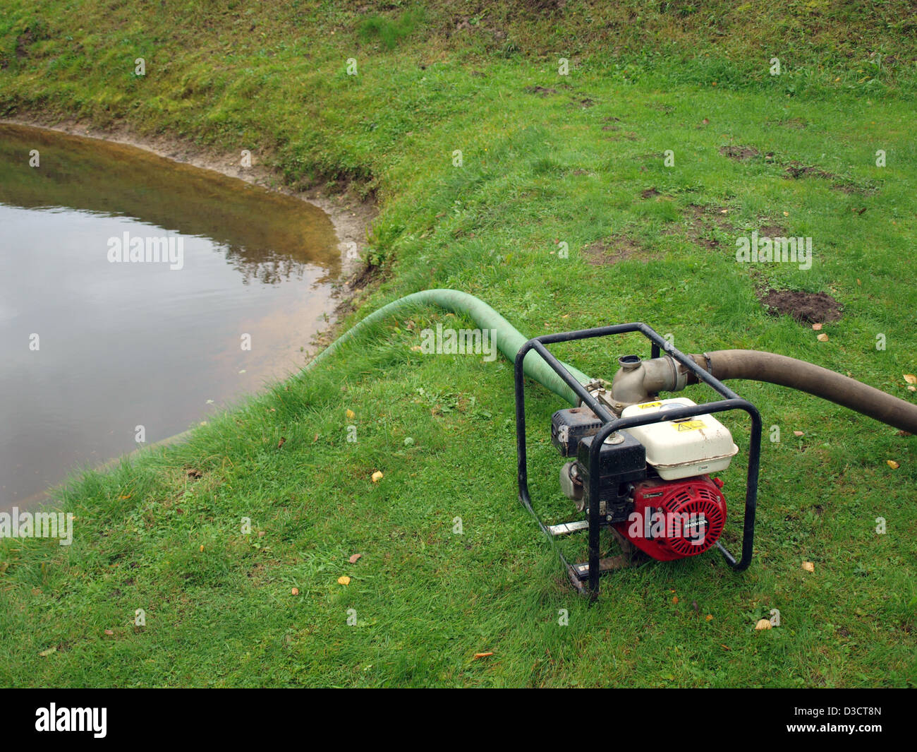 Water Pump Pond Stock Photos Water Pump Pond Stock