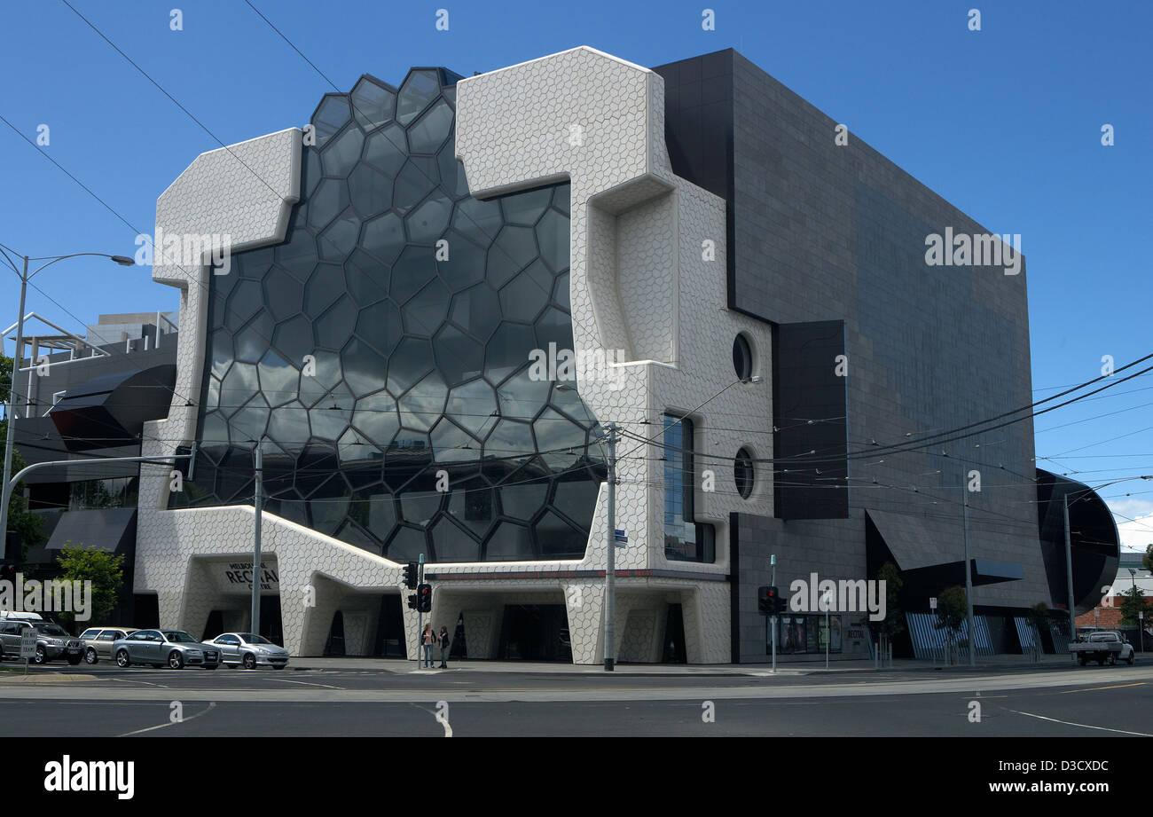 Melbourne, Australia, the Melbourne Recital Centre - Stock Image