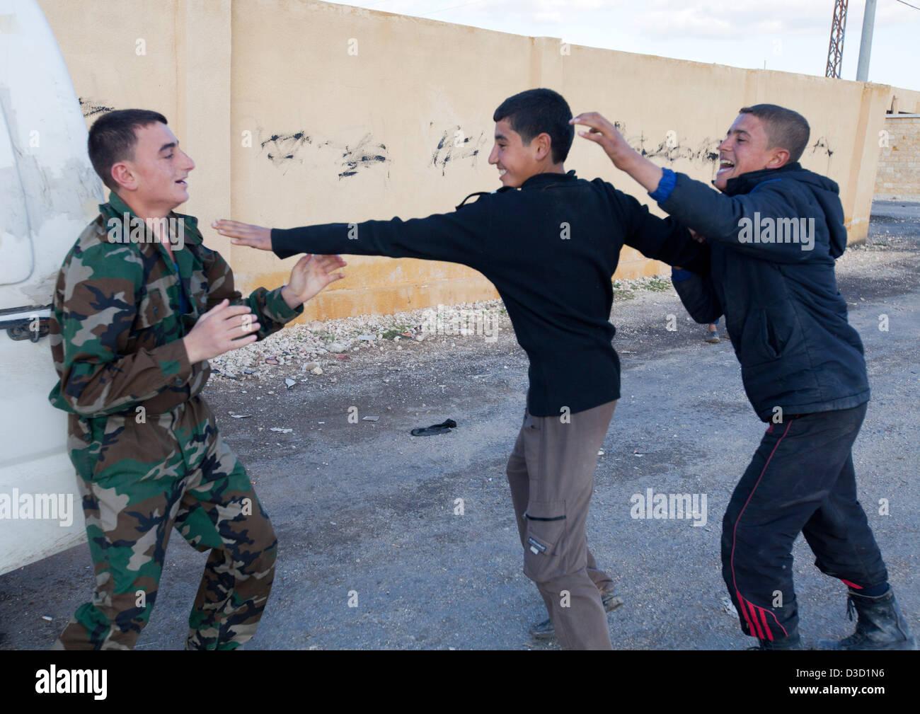Moskebomb i syrien kravde manga liv