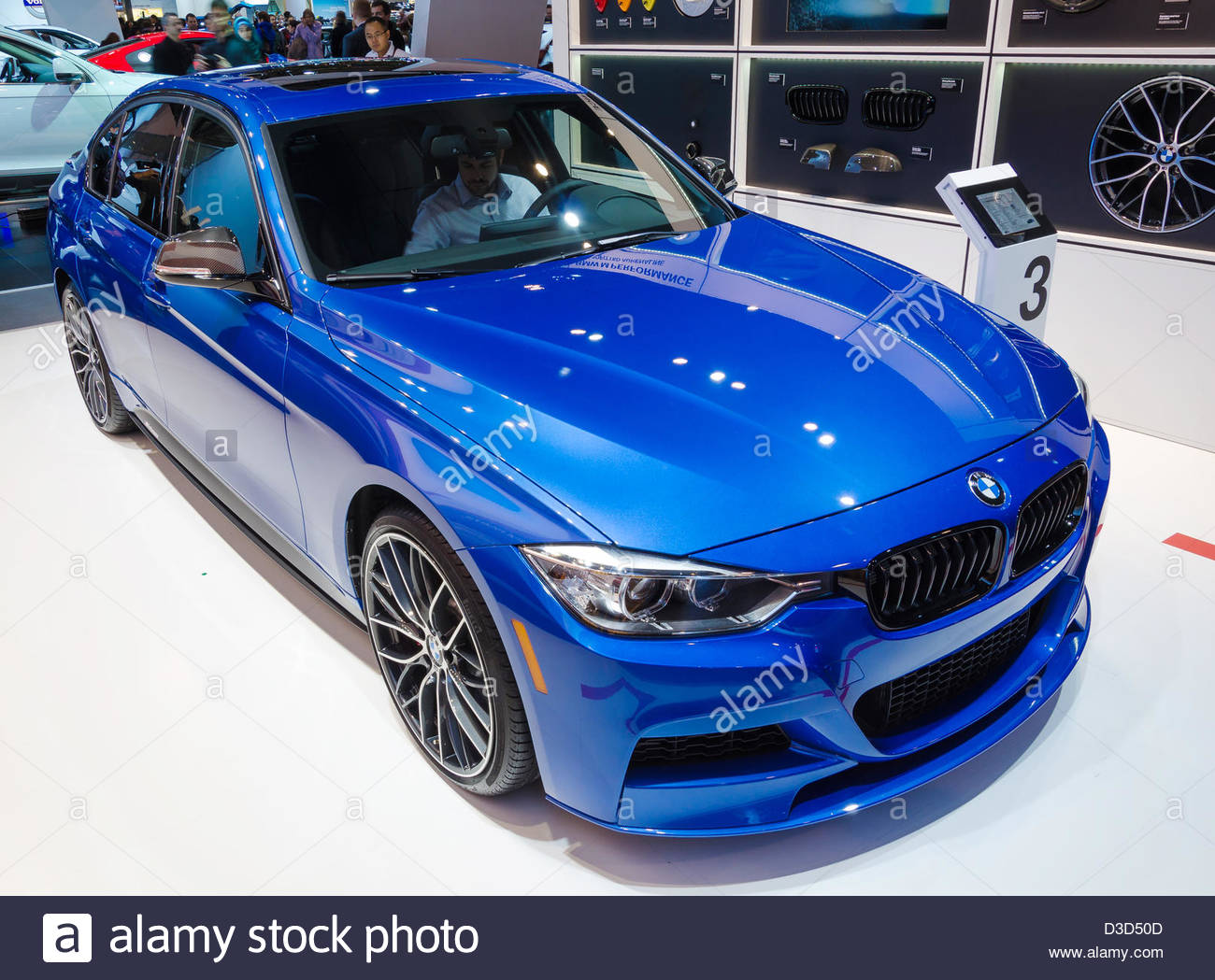 Bmw 335i High Resolution Stock Photography And Images Alamy