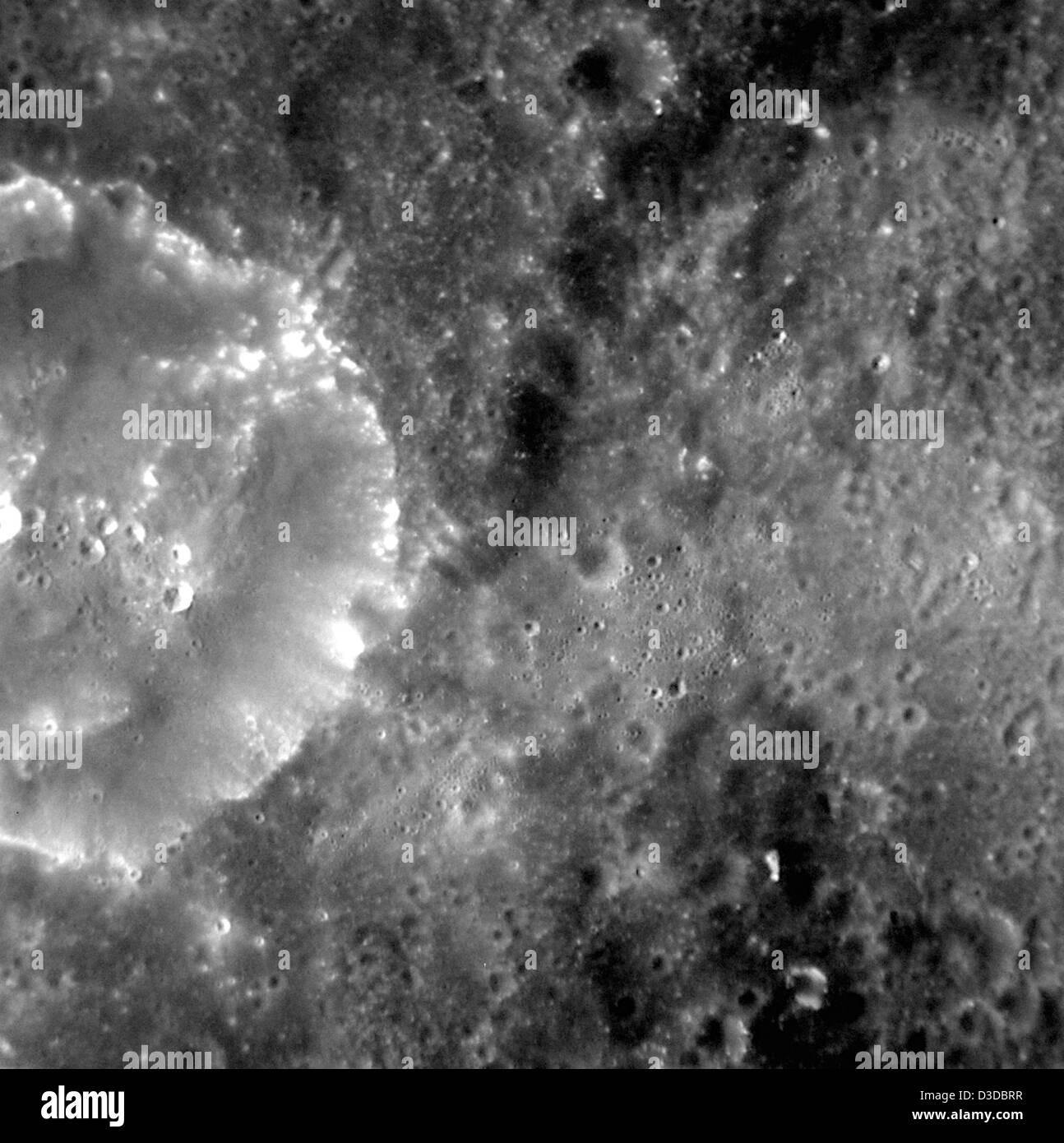 MESSENGER's Mission Extended! (NASA, MESSENGER, 03/18/12) - Stock Image