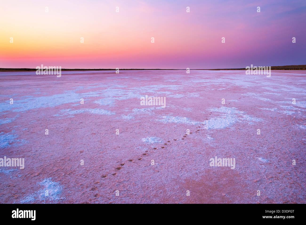 Simpson Desert Central Australia - Stock Image