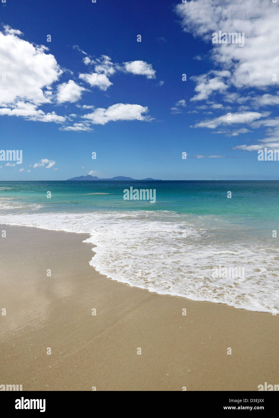 DARKWOOD BEACH,ANTIGUA Stock Photo