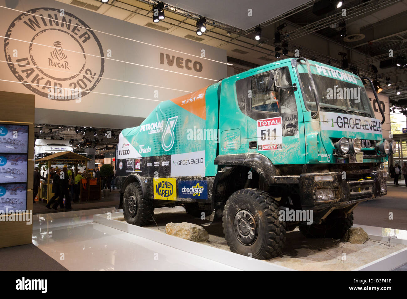 Motor shows of Nikolaev and the region: a selection of sites