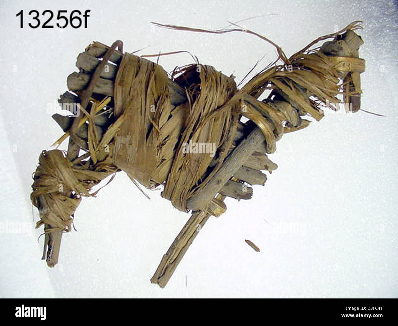 13256f Grand Canyon_Split-Twig Figurine - Stock Image