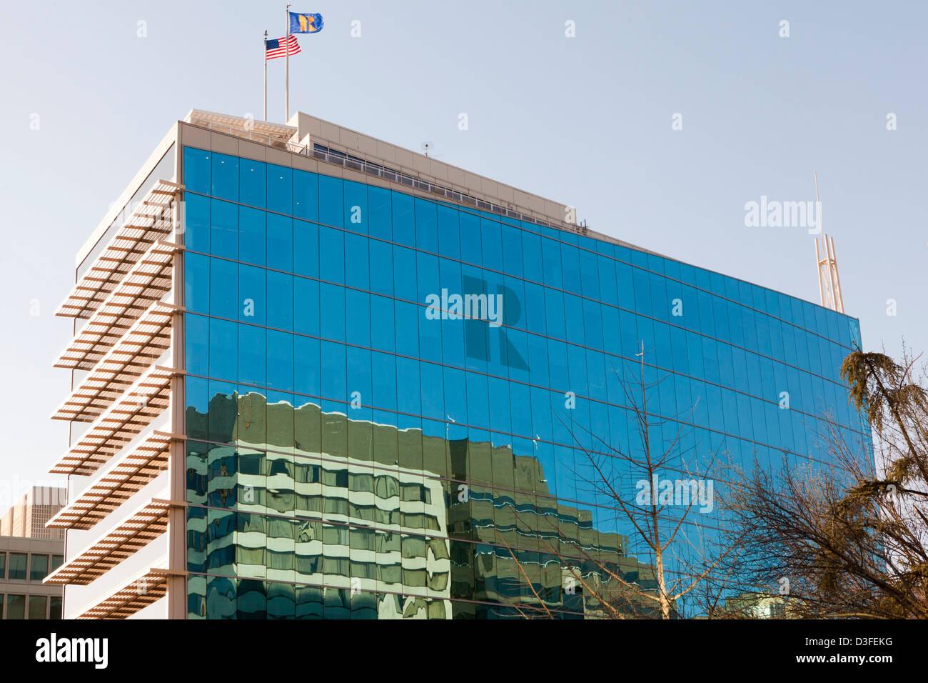 National Association of Realtors building - Washington, DC - Stock Image