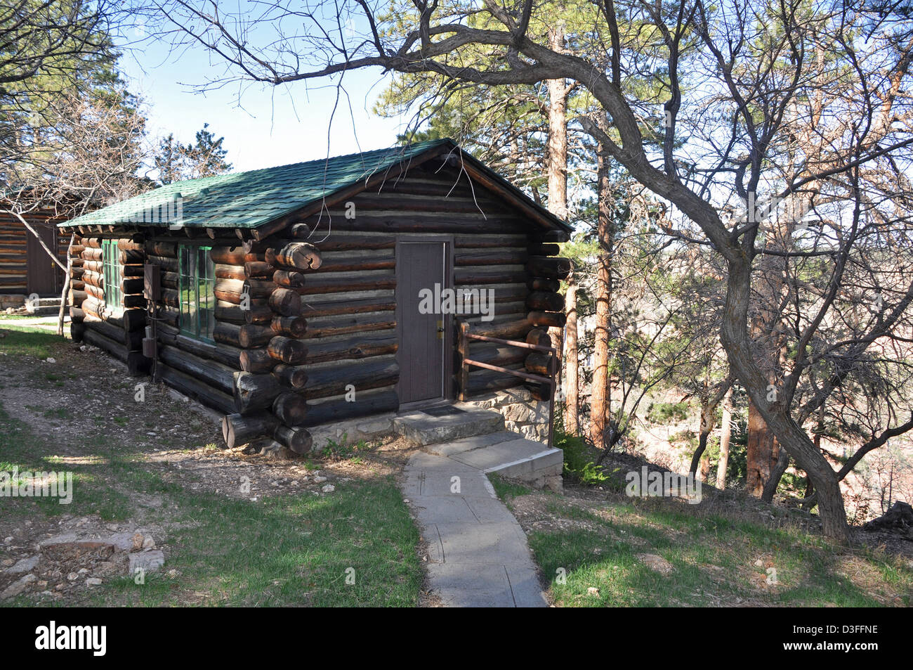 cabins canyon north photo grand frontier in stock lodge rim