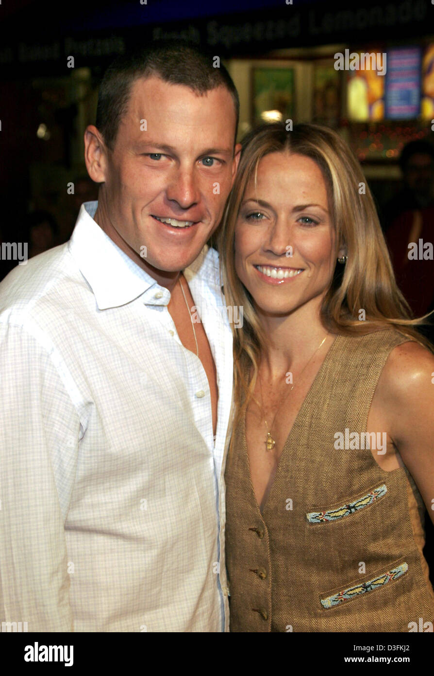 Lance Armstrong dating historie