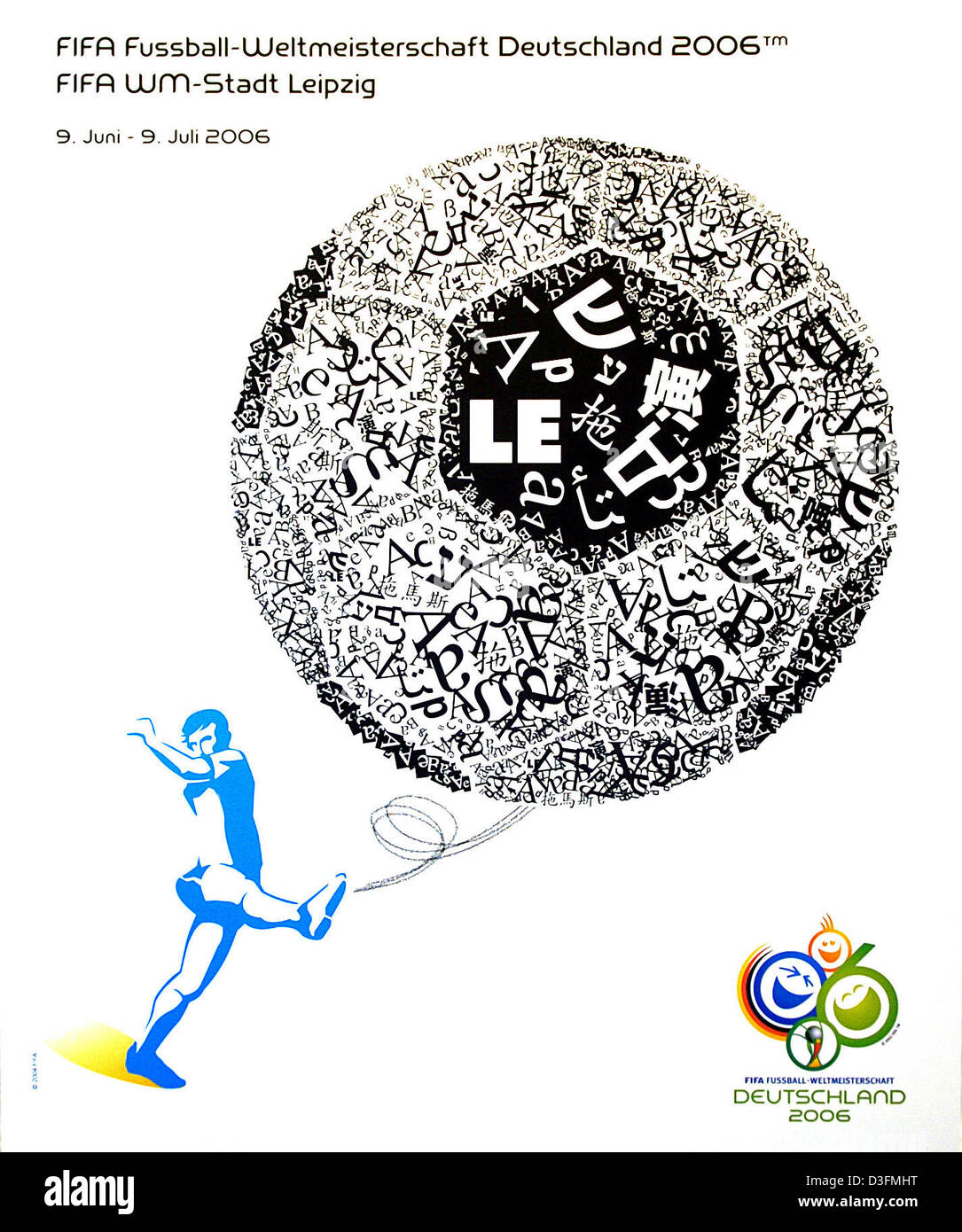 World Cup 2006 Poster Stock Photos & World Cup 2006 Poster ...