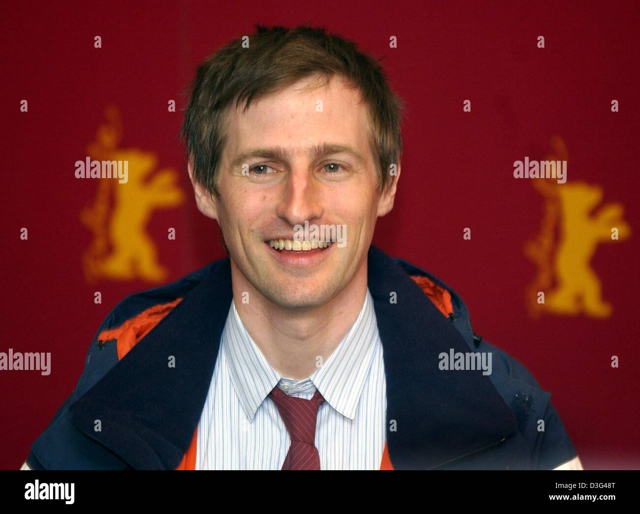 dpa) - US film director Spike Jonze smiles during the