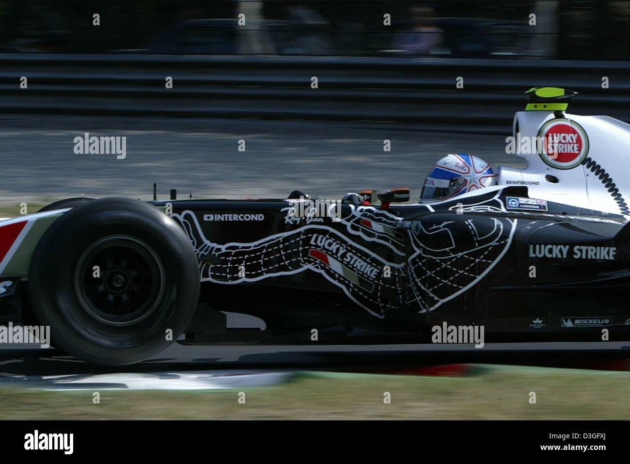 Formula One Car Racing Drawing High Resolution Stock Photography And Images Alamy