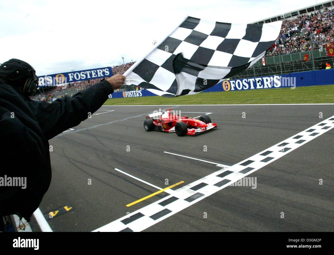 dpa german formula one pilot michael schumacher in his ferrari stock photo 53842062 alamy. Black Bedroom Furniture Sets. Home Design Ideas
