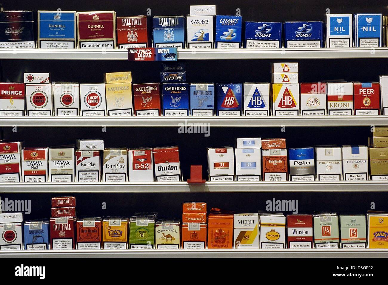 Cost of a pack of cigarettes in Kansas 2018