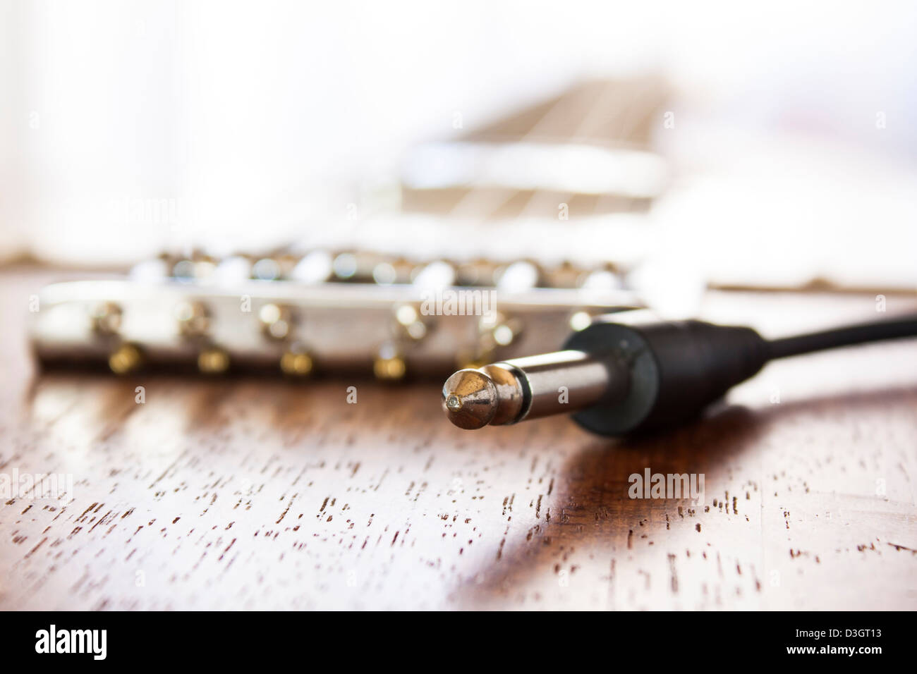 Jack White Guitar Stock Photos Images Alamy Cable Wiring And Image