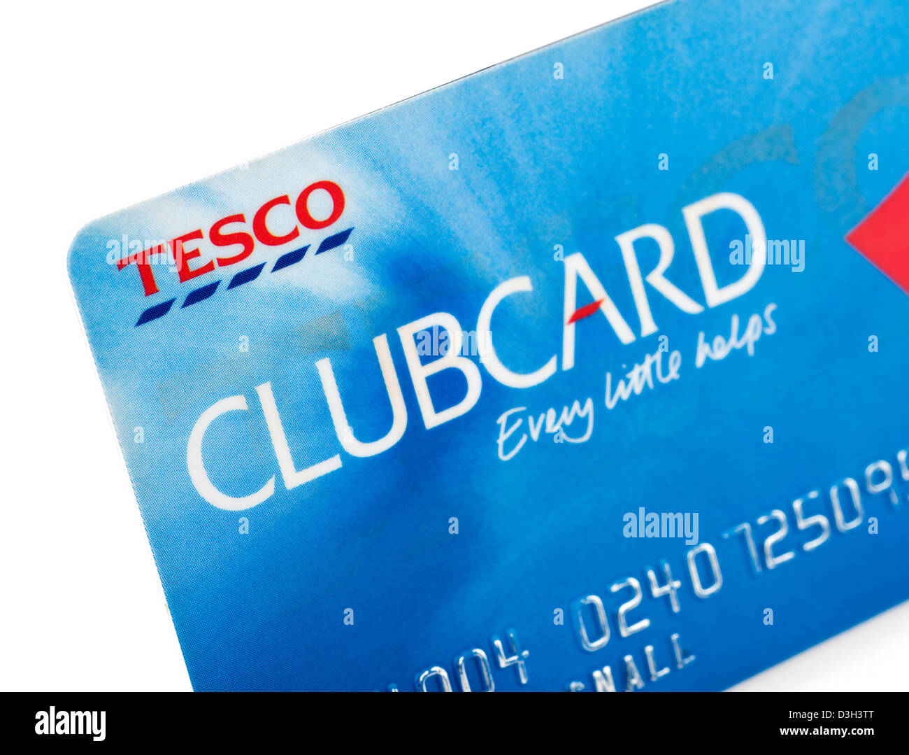 the tesco loyalty card scheme Club cards are integral part of some retailer's strategy like tesco, sainsbury while retailers like asda are expanding their business very rapidly with loyalty programs so my research will analysis the effectiveness of club card schemes on retailer's success.