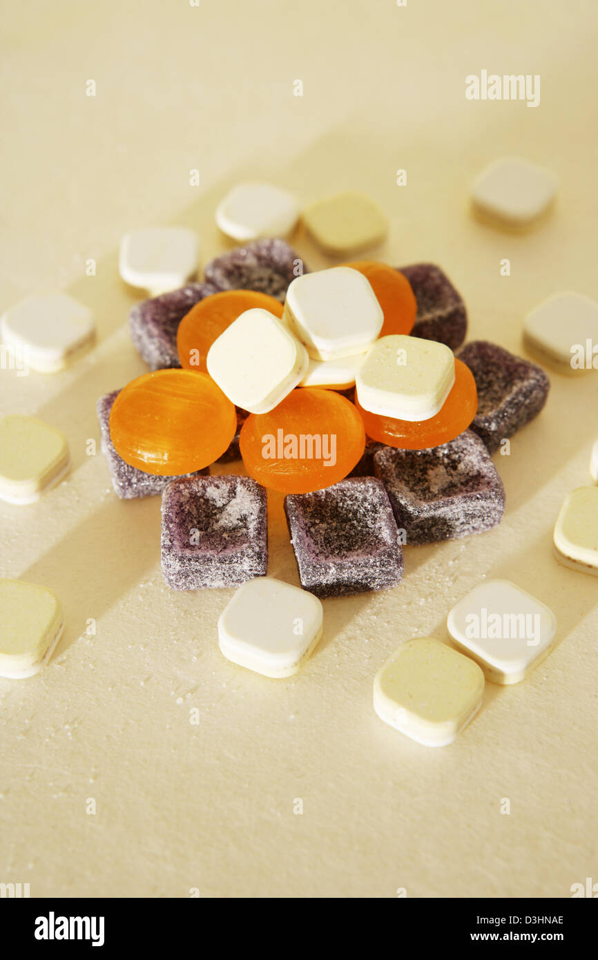 MISCELLANEOUS DRUGS - Stock Image