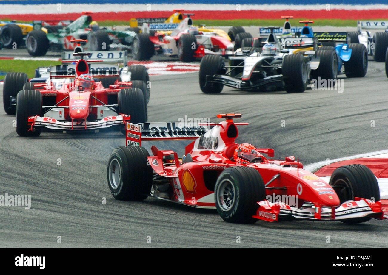 Michael Schumacher Deutsch