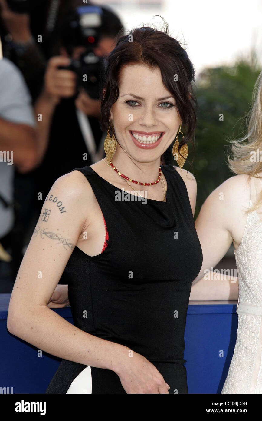 Fairuza Balks Leaked Cell Phone Pictures