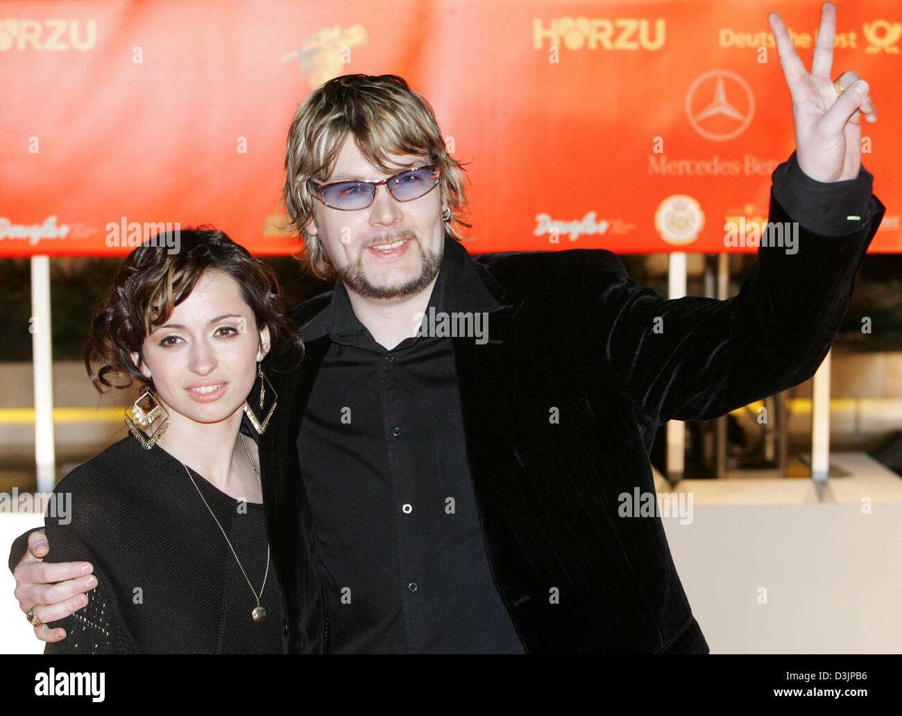 Dpa Rea Garvey Singer Of The British Pop Group Reamonn And His Stock Photo Alamy