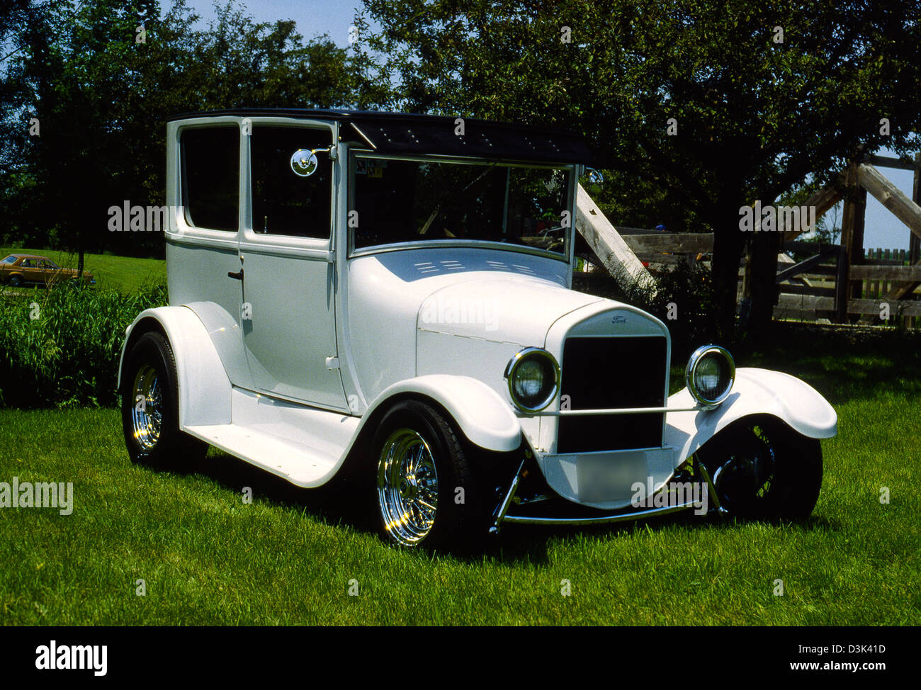 1926 Model T Ford Street Rod Stock Photo: 53895337 - Alamy
