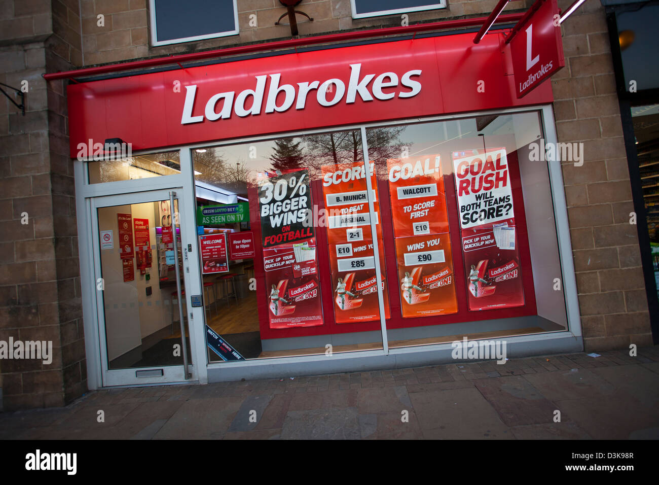 Fakenham betting shops bookmakers betting sports terms