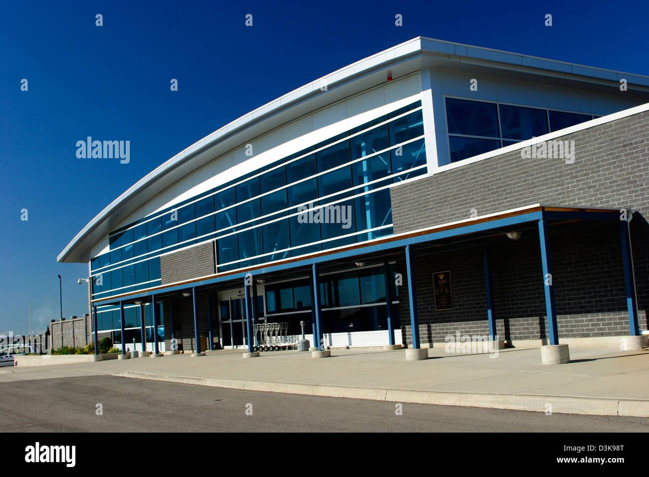 Waterloo Region International Airport Kitchener Ontario Canada Stock ...