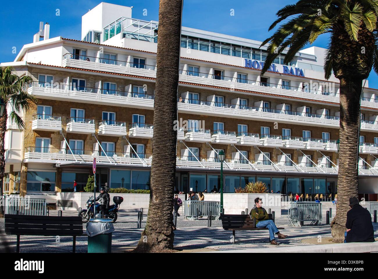 Hotel Baia Cascais : Hotel baia cascais portugal stock photo: 53901411 alamy