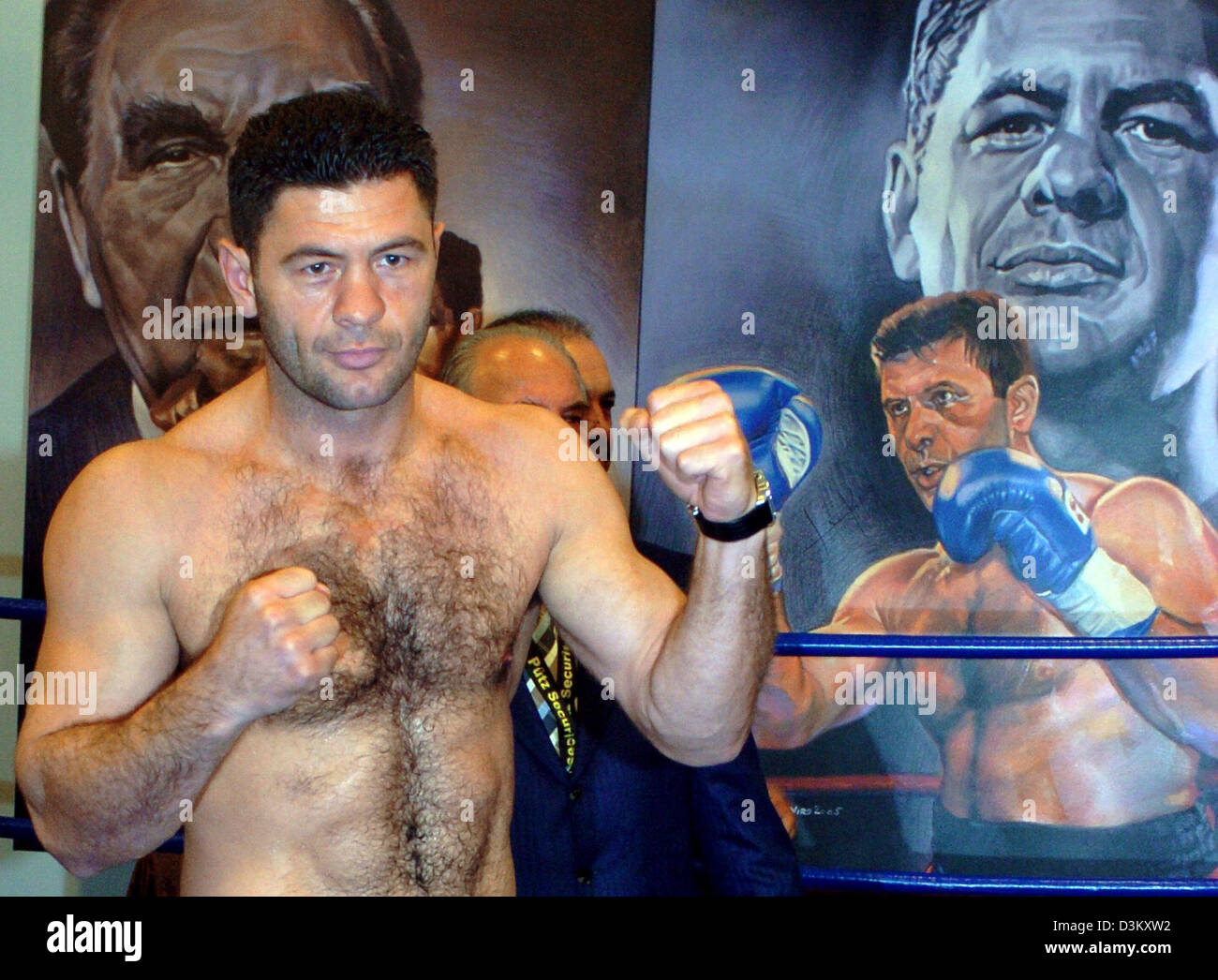 German Heavyweight Luan Krasniqi Heavyweight High Resolution Stock Photography And Images Alamy