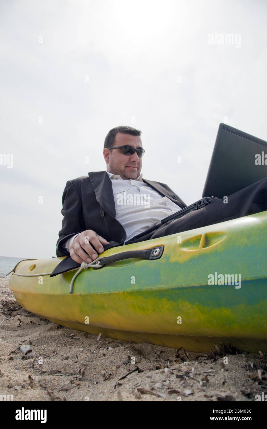 Sit On Top Kayak Stock Photos & Sit On Top Kayak Stock
